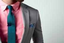 Spring Fashion / by Cufflinks.com