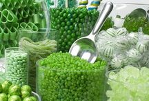 Green Candy Buffets / by CandyDirect