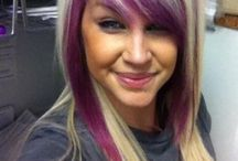 Hairstyles-Color / by Laura Anderson