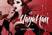 Yaya Han cosplay store / Affordable high quality cosplay and costume accessories, made by costume designer and cosplayer Yaya Han. Check out the full store for all product listings! http://yayahan.bigcartel.com/ / by Yaya Han