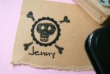 stamps / by Jennifer Lindsay