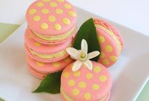 Macarons  / by Shae Cabby