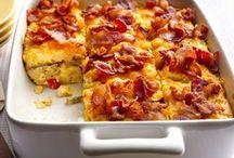 Recipes - BREAKFAST / by Kathy Simmons Siegmund