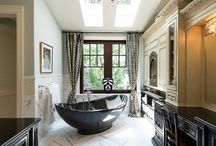 Beautiful Baths...... / Bathrooms / by Sharon Cupelli