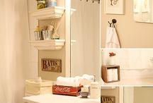 Bathroom / by Rossilyn Reed