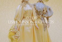Miniature dolls / by Obelia McCaulley