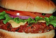 Burgers / by Maribel Aguilar