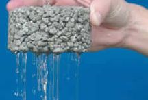 Concrete and Cement / All things made of concrete and cement. You'll find some amazing ways that concrete is being used and you'll learn the answer to that age old question WHAT'S THE DIFFERENCE BETWEEN CONCRETE AND CEMENT #concrete #cement / by ASTM Student Fans