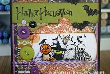 halloween cards / by Marcy Collins