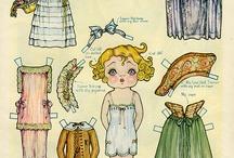 Dolls of all types. / by Tammy: PinkSparkleAndLace