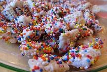 Funfetti/Cheesecake <3 / by Food Faith Fitness