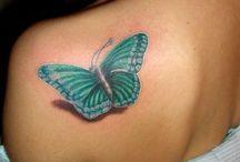 Tattoos I like (idea's) / by Deanna Holley