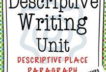 7th grade Writing / by Danielle Beyrand