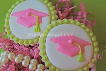 con·Gʀaᴅ·u·la·tions! / {graduation gifts, parties, ideas} / by LeFrenchtiques