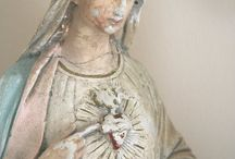Religious Chalkware / by lily luna