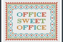 Office sweet office / by Lisa Atherton