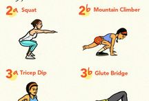 Shape it up / Work out / by Sara Eid