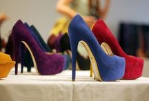 Shoes, shoes, and MORE shoes! / by Iluva Mychesticles