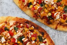 Recipes - Pizza? Yes please! / by Jennifer Smith