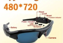 Video Recording Glasses / by Robin Good
