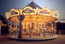 I Love Carousels ♥ / I love carousels with their beautiful carousel horses & other gorgeous carousel animals! Here is my collection of some photos of carousels & carousel horses. / by Cindy Lippert