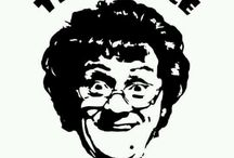 Mrs. Brown's Boys! / BBC TV show / by Sapphire Rose