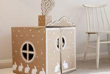 Cardboard / by kitchenography