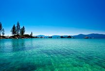 Tahoe ♡ / by Jennifer Hornback