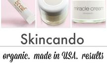 American Made Skin Care / by USA Love List
