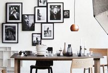 Picture Wall Inspiration / by Katey Cooper