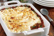 Comfort Food & Casseroles / by Deborah Lynn Kunesh