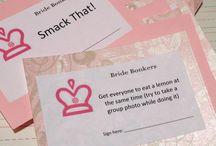 Bachelorette Fun!  / by Brittany Malott