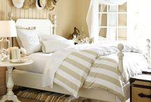 Bedrooms to love & cherish / Bedrooms that are beautiful. / by Jean Kiplinger Bunner