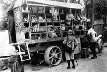 Food truck / by Caroline Turman