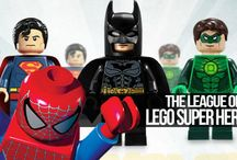 Legos Legos Legos / by Gisela Schafer
