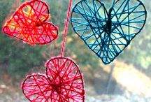 Valentines Window display ideas / by Lindzi Armstrong