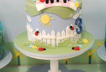Mia's 3rd birthday theme / by Rosana Gonzalez