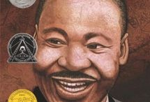 Martin's Big Words / A collection of children's books about Dr. Martin Luther King, Jr. / by East Orange Public Library