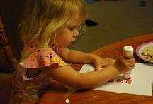 Preschool Art / by Karalee Jacobs-McDonald