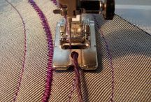 CRAFTS - SEWING, SIMPLE / by Gina Miller