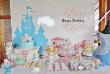 Cinderella party ideas  / by E Carreras
