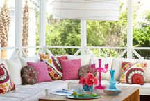 Creating Outdoor Wonderland / Front and backyard decoration and remodel ideas. / by Jaden Hair