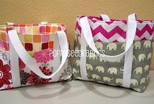 Bags, Totes, Wallets, etc. / by Molly Binks
