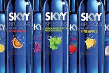 SKYY Bottles  / by SKYY Vodka