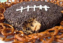 Food - football snacks / by Jessica Strouth