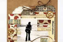 scrapbook / by Karen Thind