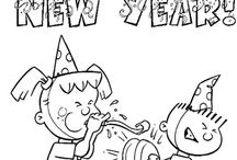Happy New Year 2014! / Tips for parents to help kids and families start the new year off right!  / by SchoolFamily.com