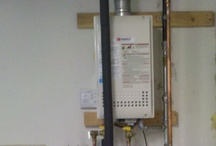 Tankless Water Heaters / Tankless Water Heaters including, Rinnai Tankless Water Heaters, Nortiz, A.O. Smith and Bradford White Water Heater Brands / by Water Heaters Only, Inc