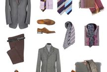 What to Wear - Men / Are you curious what you can wear to work or to an interview? These are some ideas for men. *Disclaimer: Inclusion to this board does not represent an endorsement by Career Services.* / by University of Pennsylvania Career Services