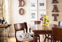 Dining Room / by Heidi Chandler
